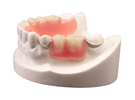 Hard Acrylic Dentures